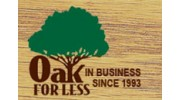Oak For Less