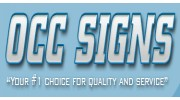 Occ Signs & Banners