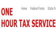 One Hour Tax Service