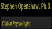 Openshaw Stephen Phd