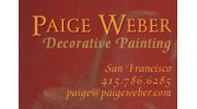 Paige Weber Decorative Painting