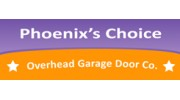 Phoenix's Choice Overhead Garage Door