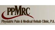 Psychiatric Pain/medical Rehabilitation