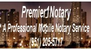 Premier 1 Notary