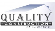 California Quality Construction