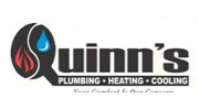 Quinn's Plumbing Heating Cooling