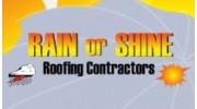 Rain Or Shine Roofing Contrs