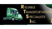 Reliable Transportation Specialist