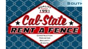 Cal State Rent A Fence