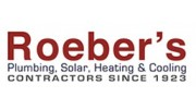Roebers Inc Plumbing Heating Cooling Contractors