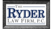 Ryder Law Firm PC Attorney