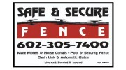 Safe & Secure Fence