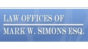 Mark Simons Law Offices