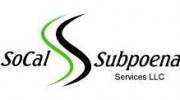Socal Subpoena Services