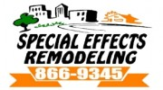 Special Effects Remodeling