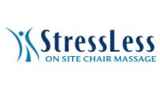 Stress Less On-Site Chair Massage