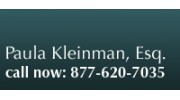 Paula Kleinman D Law Office Of