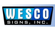 Wesco Signs