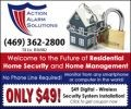 $49 for a Digital Touch Screen Security System Completely Installed! Value $1025.00