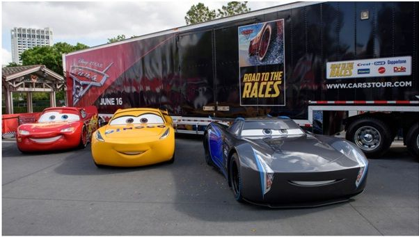 The Much-Awaited Nationwide Disney Cars 3 Tour