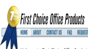 First Choice Office Products