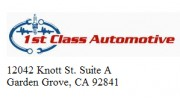 First Class Automotive