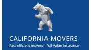 California Movers-Local and long distance moving company