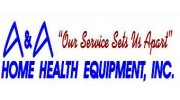 A & A Home Health Equipment