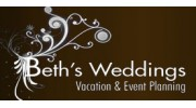 Beth's Weddings, Vacation & Event Planning