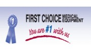 First Choice Medical Equipment
