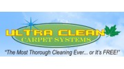 Ultra Clean Carpet Systems