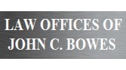 Law Office Of John C. Bowes