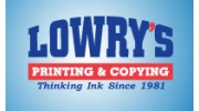 Lowry's Sign Shop