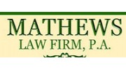 Mathews Law Firm