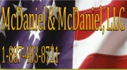 Mcdaniel And Mcdaniel Disability Rep