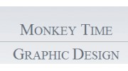 Monkey Time Graphic Design