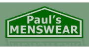 Paul's Menswear