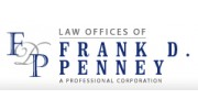Penney Frank D Atty At Law