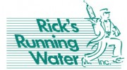 Rick's Running Water