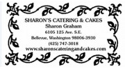 Sharon's Catering & Cakes