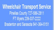 Wheelchair Transport Svc